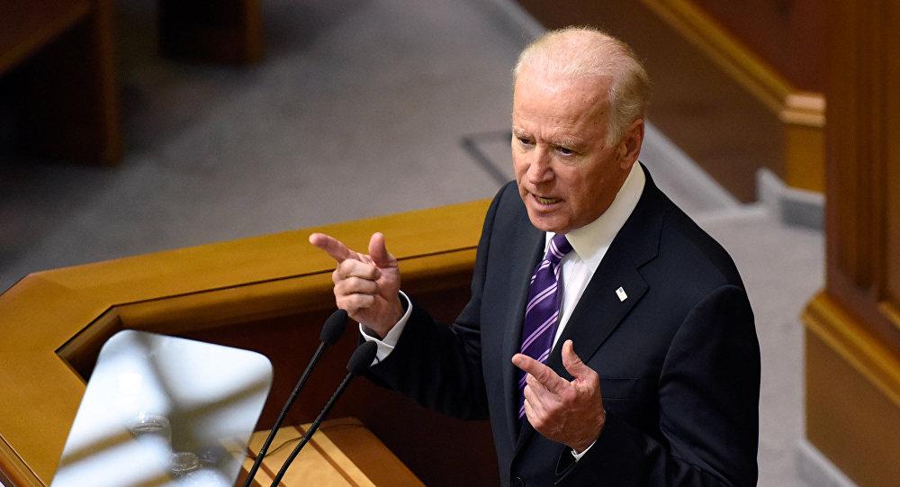 Joe Biden à Kiev