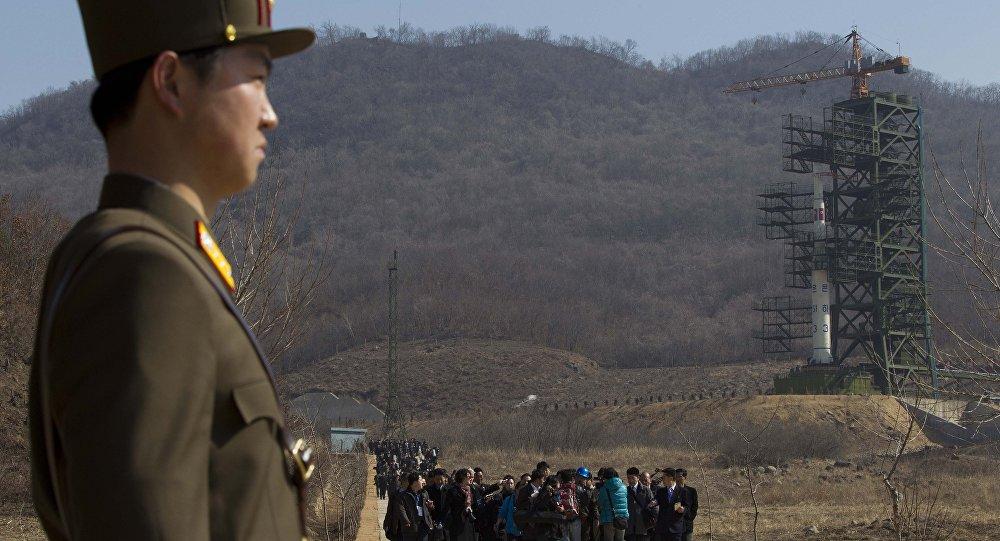La Corée du Nord modernise son cosmodrome (photo)