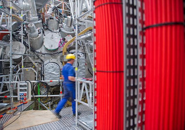L'Allemagne lance le plus puissant réacteur thermonucléaire du monde
