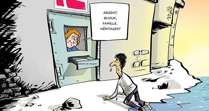 Le Danemark confisquera les biens des demandeurs d'asile trop riches