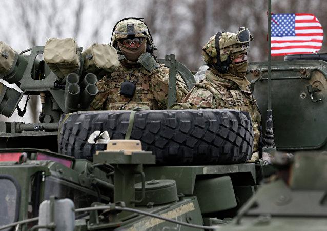 Soldats des forces armées des États-Unis