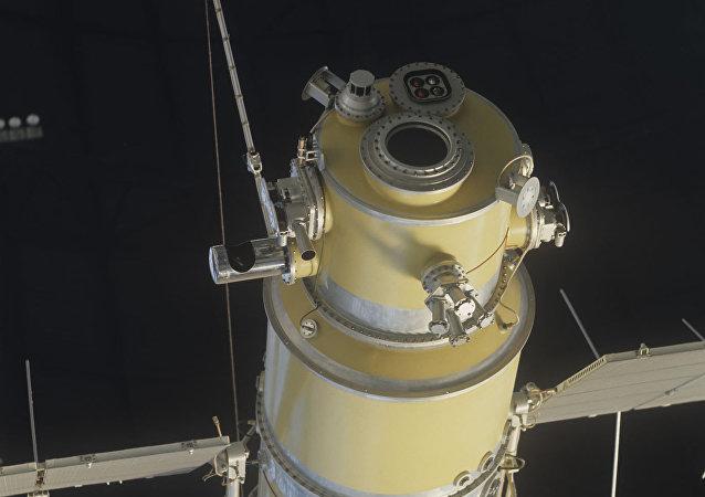 Le satellite russe Meteor