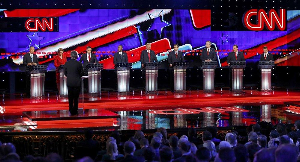 Débats des présidentielles US