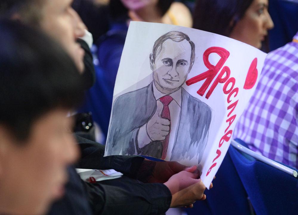 Les temps forts de la conférence de presse de Vladimir Poutine