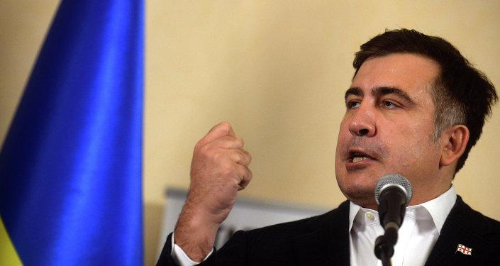 Mikhaïl Saakachvili