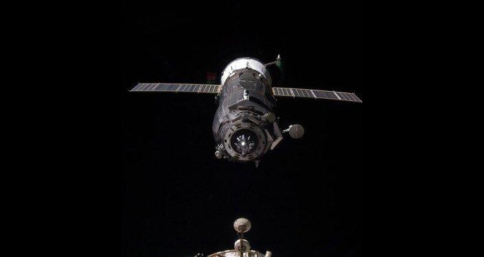 Cargo spatial Progress M