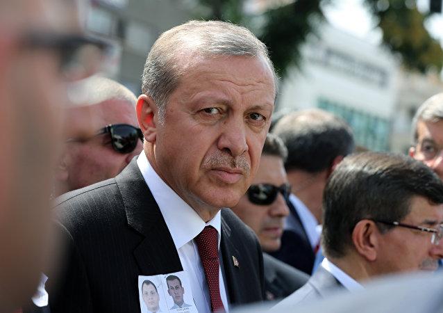 Recep Tayyip Erdogan,