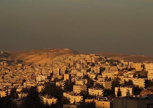 Damas, le 25 mars 2015