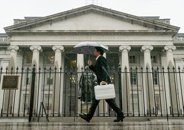 Ministère US des Finances