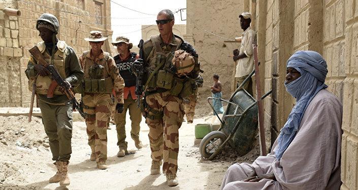 soldats français, opération Barkhane, Mali