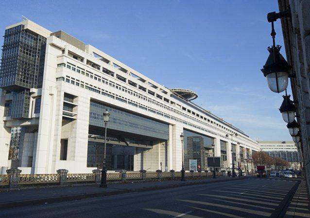 Le ministère français de l'Économie, des Finances et de l'Industrie