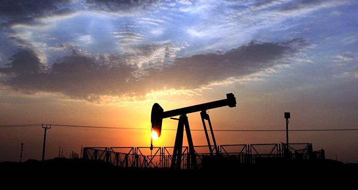 Une extraction de pétrole