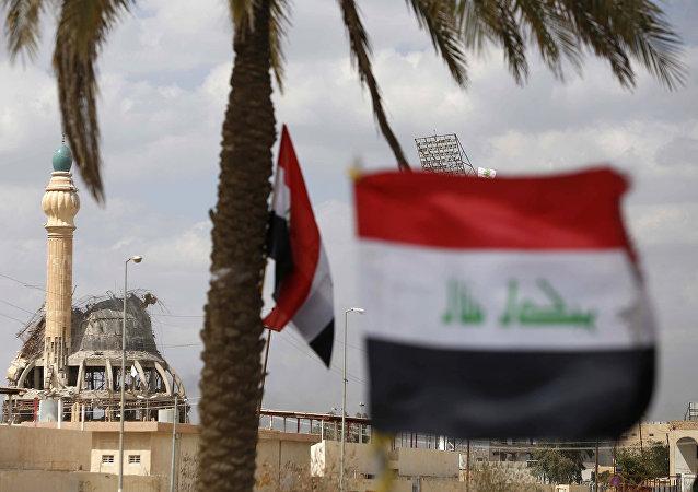 drapeau de l'Irak