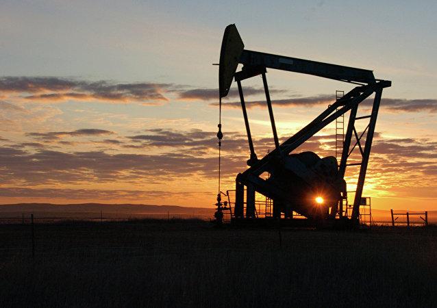 Premier contrat d'exportation pétrolière aux USA