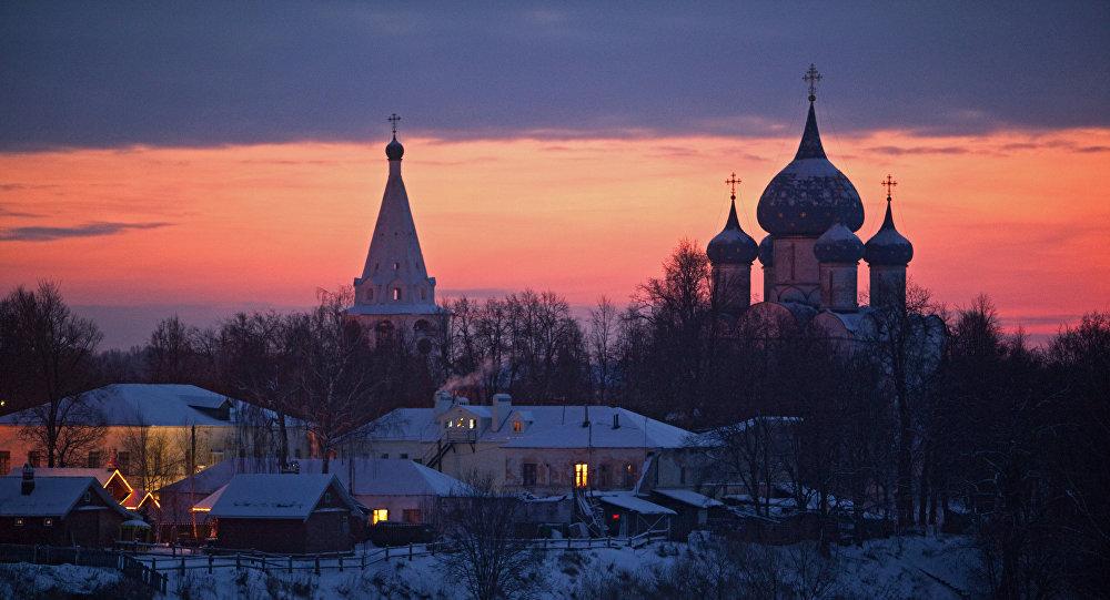 Plus Belles Villes De Russie
