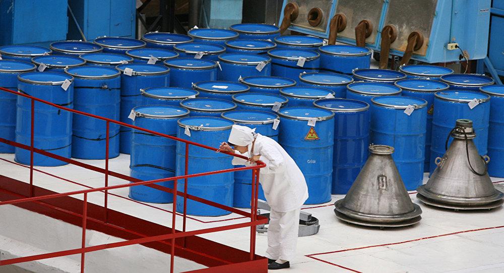 L'Iran transfère de l'uranium à la Russie