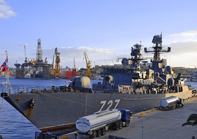 La marine russe