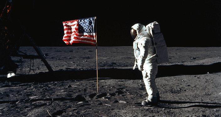 Apollo 11. Image d'illustration