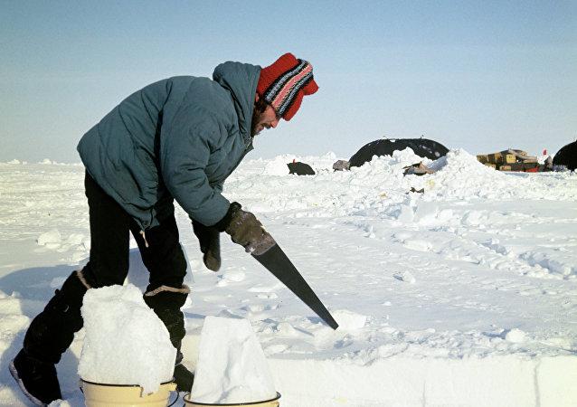 Aujourd'hui, c'est en Antarctique que se joue la lutte géopolitique