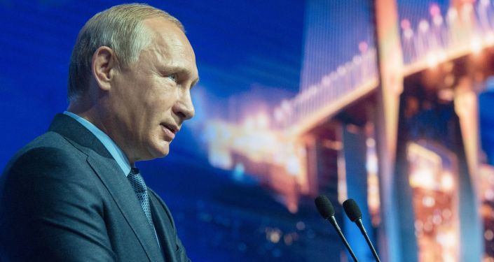 Ruslands præsident Vladimir Putin