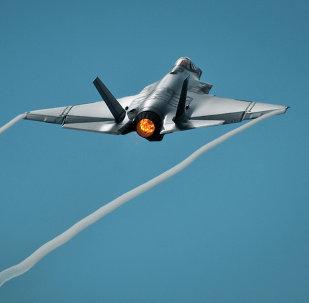 L'avion américain F-35
