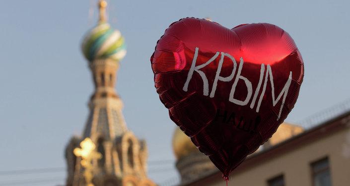 Sondage: plus de 90% des Criméens s'estiment russes