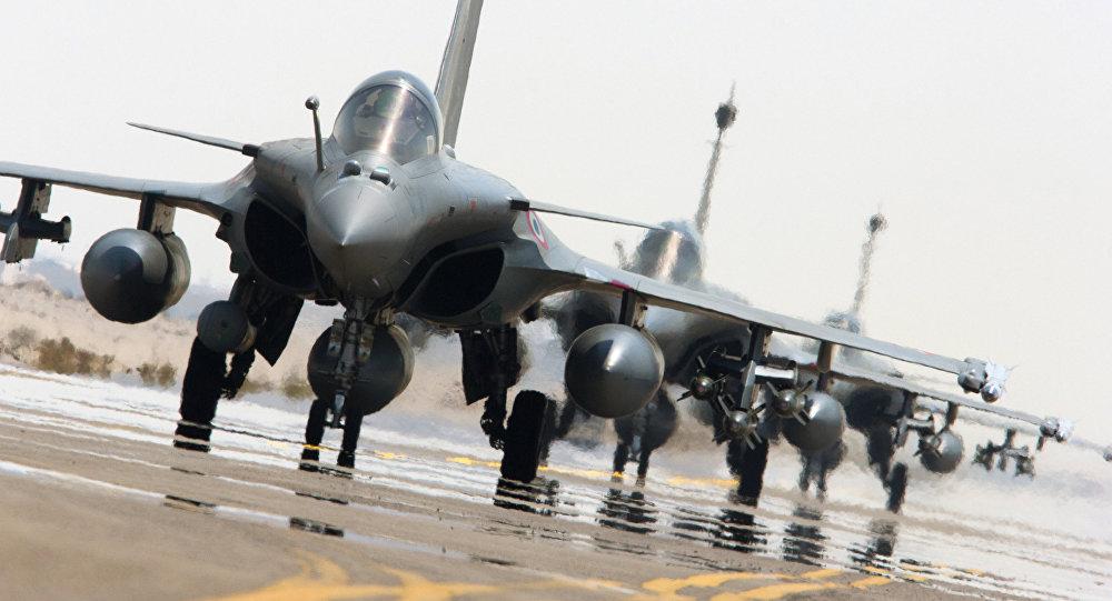 L'aviation française en Syrie