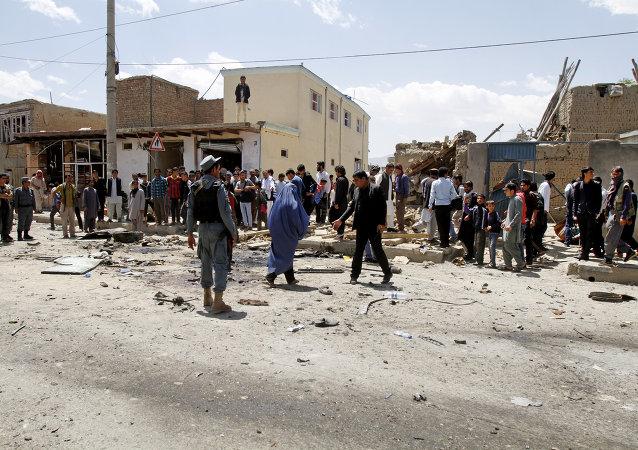 Un restaurant français de Kaboul visé par un attentat suicide