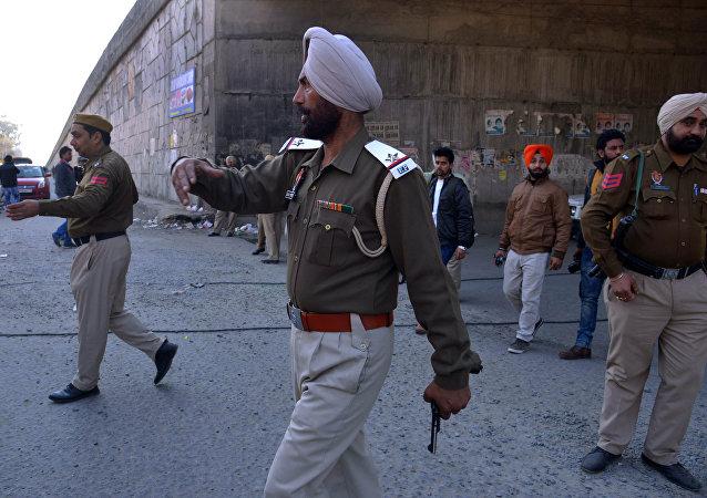 Une base militaire indienne attaquée près du Pakistan