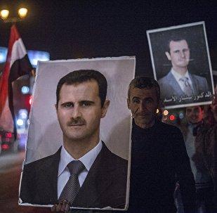 Washington envisage la démission d'Assad pour mars 2017