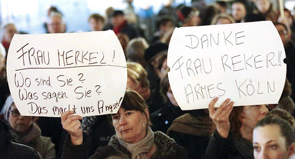 L'Allemagne en émoi suite aux agressions sexuelles de Cologne