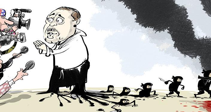 Erdogan pétrole