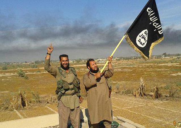 Des terroristes de Daech.