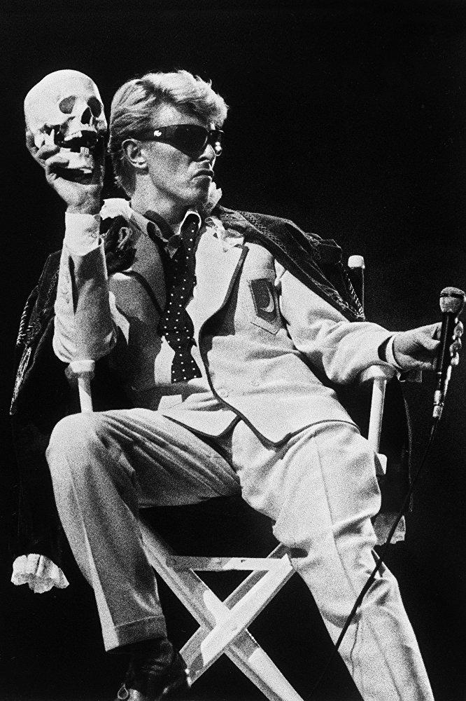 Légendaire David Bowie