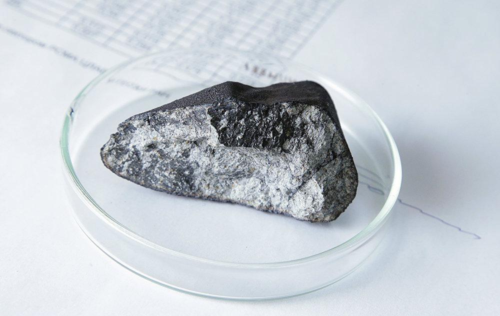 La météorite de Tchebarkoul