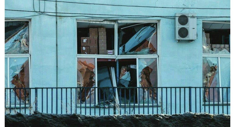 Conséquences de la chute d'une météorite à Tcheliabinsk