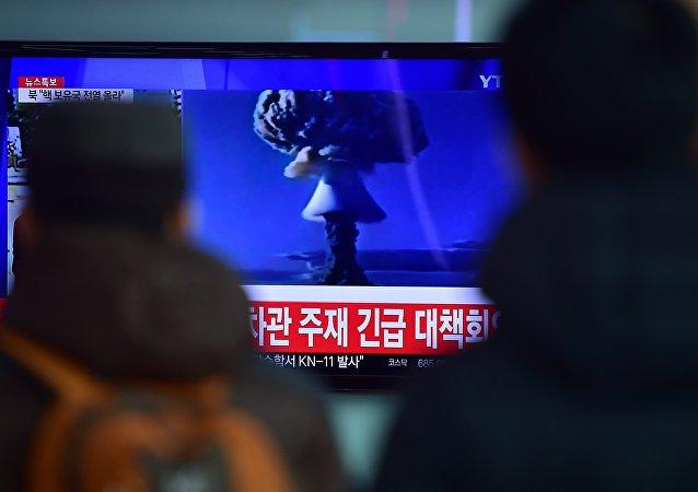 Les radiations de la bombe H pourraient atteindre tous les continents, selon le WWF