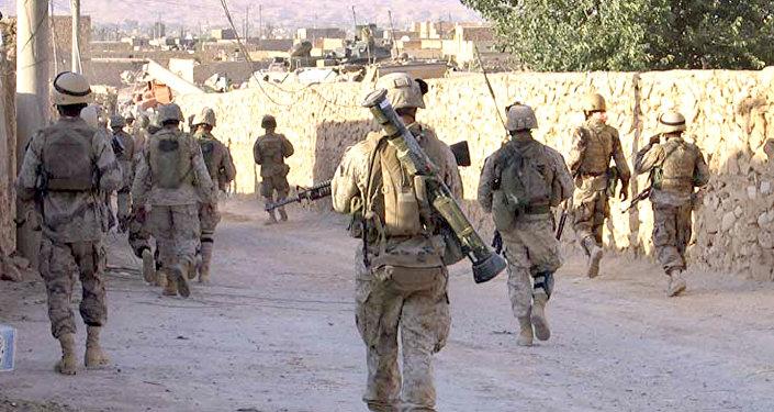 Les commandos américains parmi les rebelles syriens