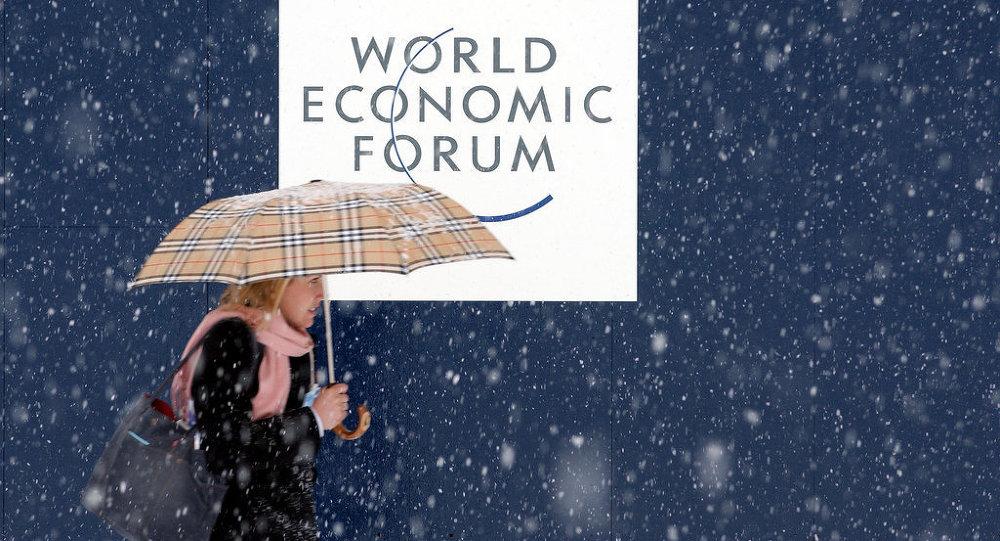 Forum économoque mondial de Davos