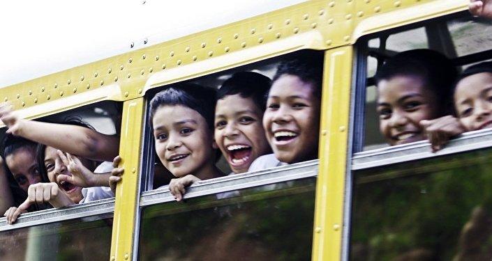 Bus. Image d'illustration