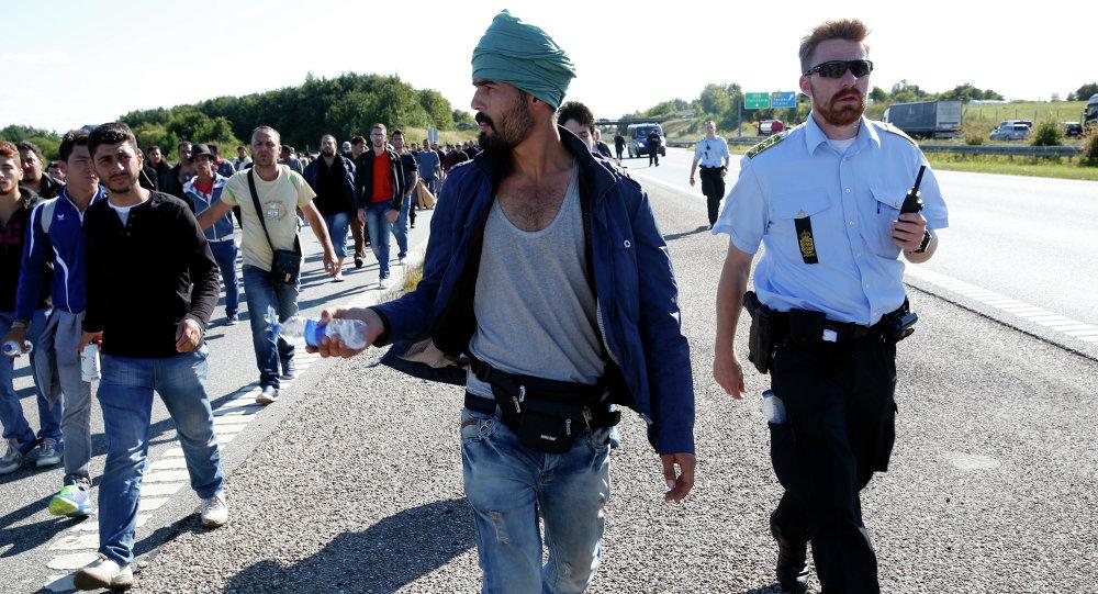 Des migrants attaquent les Danoises