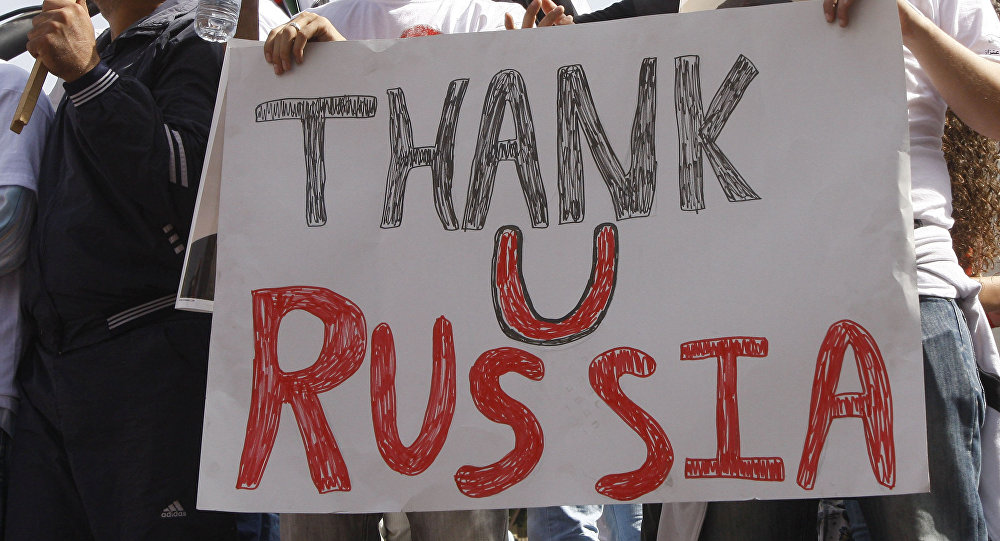 Opposition syrienne: Nous luttons du même côté que les russes