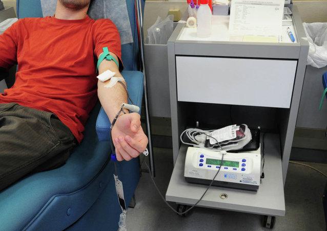 Transfusion de sang