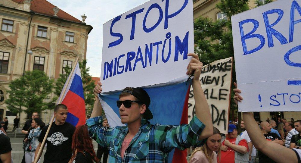 La République tchèque désapprouve les quotas de migrants