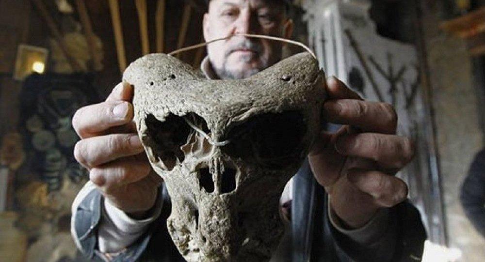 Crânes mystérieux découverts dans le Caucase