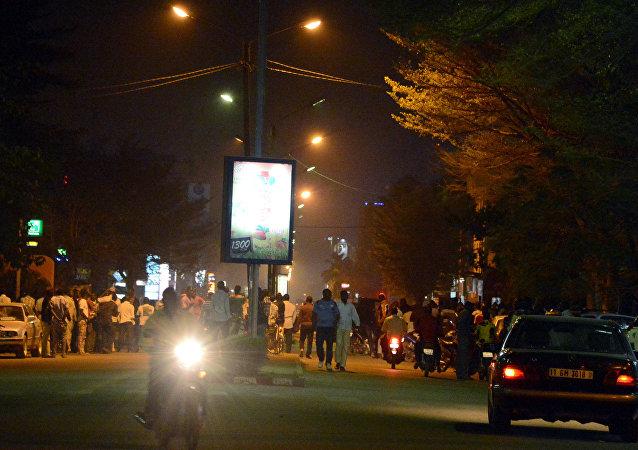 Attaque djihadiste à Ouagadougou