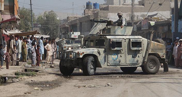 Attentat suicide dans l'est de l'Afghanistan