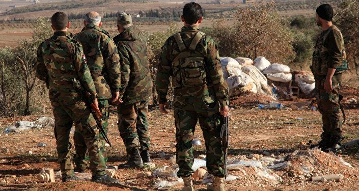 L'armée syrienne reprend une ville stratégique des mains de Daech