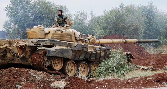 L'armée syrienne déloge Daech de Deir ez-Zor