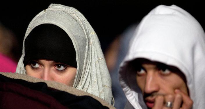 Musulmans. Image d'illustration